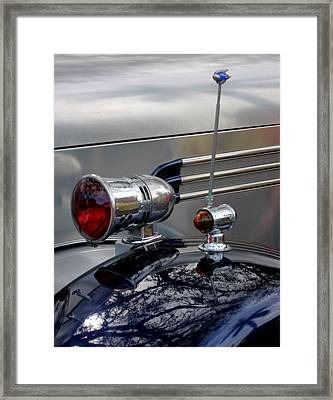Auto Art Framed Print