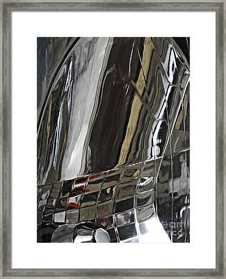 Auto Headlight 11 Framed Print