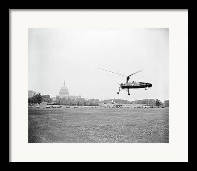 Us Postal Service Photographs Framed Prints