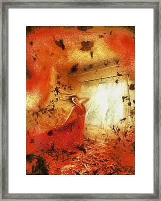 Autumn Framed Print by Arin Koleva