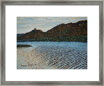 Autumn At Sugar Loaf Framed Print