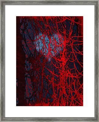 Autumn-crisp And Bright Framed Print
