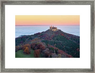 Autumn Fairytale Framed Print
