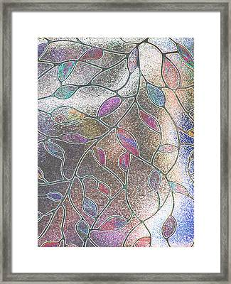Autumn Glory Two Framed Print