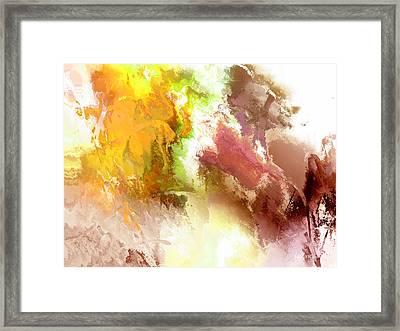 Autumn II Framed Print