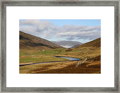 Autumn In The Cairngorms Framed Print