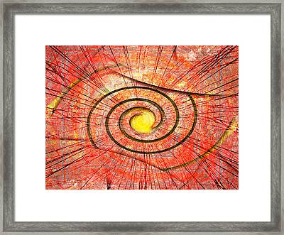 Autumn Joy Framed Print by Florin Birjoveanu