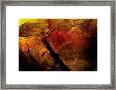 Autumn Leaves  Autumn Comes Framed Print by Gun Legler