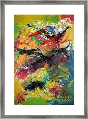 Autumn Leaves Framed Print by Jason Stephen