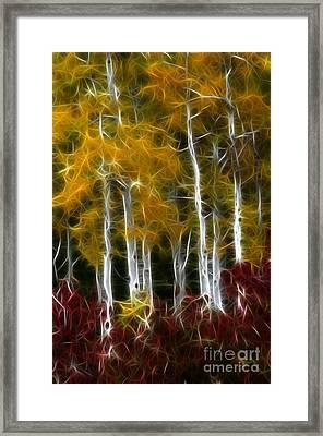 Autumn Magic 1 Framed Print