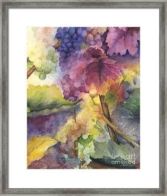 Autumn Magic I Framed Print by Maria Hunt