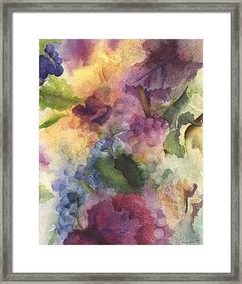 Autumn Magic II Framed Print by Maria Hunt