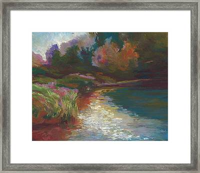 Autumn Magic Framed Print