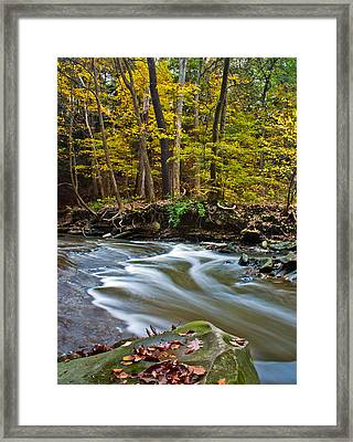 Autumn Returns Framed Print by Claus Siebenhaar