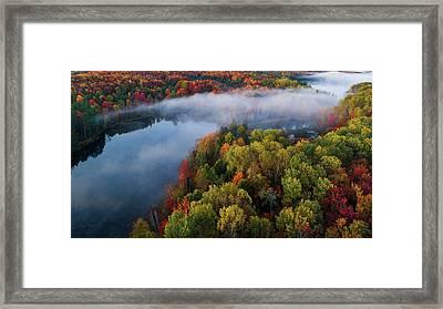 Autumn Symphony II Framed Print