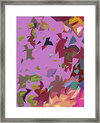 Autumn Wind Framed Print by David Pantuso