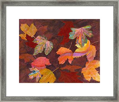 Autumn Wonder Framed Print
