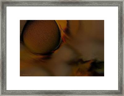 Autumn's Apotheosis Framed Print by Ines Garay-Colomba