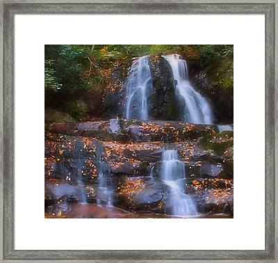 Autumn's Dream In Tennessee Framed Print by Dan Sproul