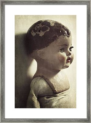 Framed Print featuring the photograph Ava by Amy Weiss
