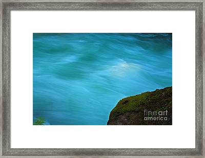 Avalanche Creek Six Framed Print by Donald Sewell