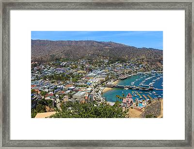 Avalon Framed Print