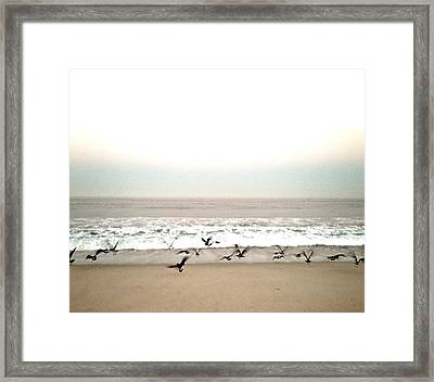 Avenue B Framed Print
