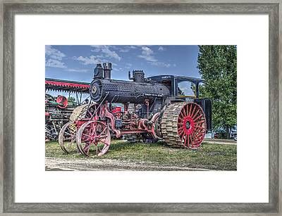 Avery 40 Hp  Framed Print