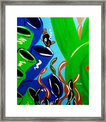 Avery Framed Print by Tami Dalton