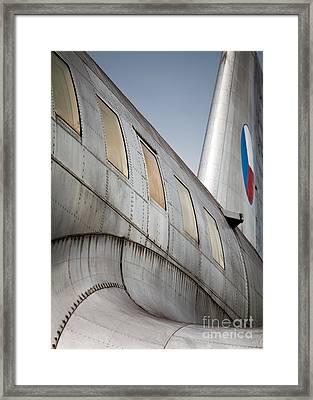 Avia Av-14 Framed Print