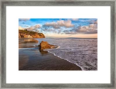 Avila Beach Framed Print
