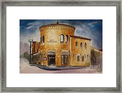 Avilas El Ranchito Framed Print