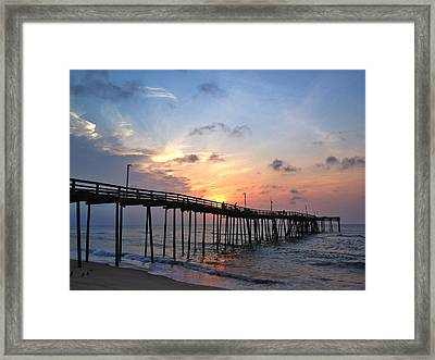 Avon Dawn Framed Print