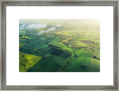 Avon Valley Framed Print by Neal Pritchard Photography