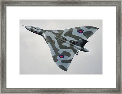 Avro Vulcan B2 Framed Print