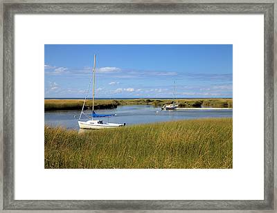 Framed Print featuring the photograph Awaiting Adventure by Gordon Elwell