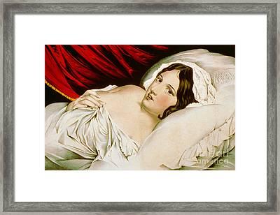 Awake 1848 Framed Print