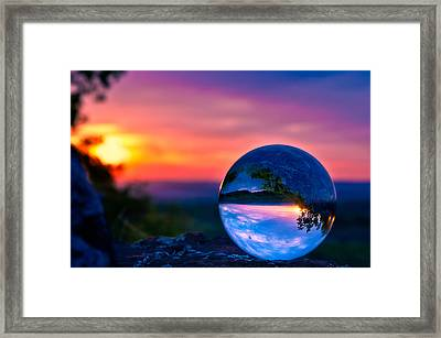 Awake Again Framed Print