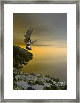 Awaken Framed Print