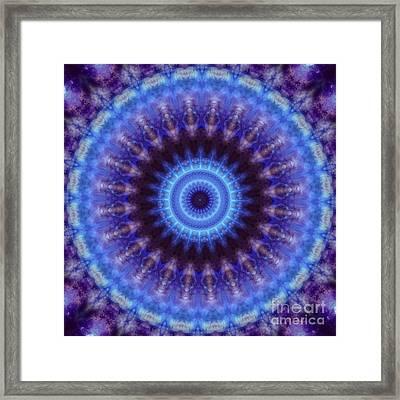 Awakened Mind Framed Print