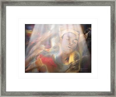 Awakening Framed Print by Bob Salo