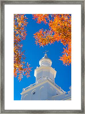 Awakening Framed Print by Chad Dutson