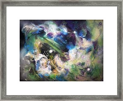 Awakening Framed Print by Kathleen Fowler