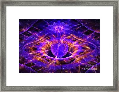 Awakening Framed Print by Olga Hamilton