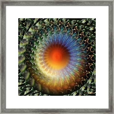 Awakening Framed Print by Renee Trenholm