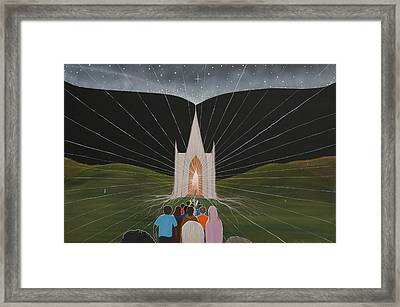 Awakening Framed Print by Tim Mullaney