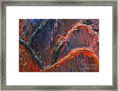 Awakening Framed Print by Vadim Levin