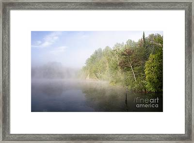 Awaking Framed Print by Jola Martysz