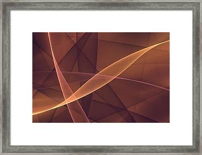 Awareness Framed Print by Gabiw Art
