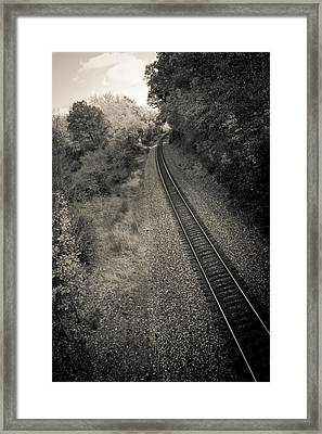 Away From Here Framed Print by Off The Beaten Path Photography - Andrew Alexander